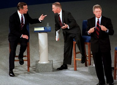 My First Debate...